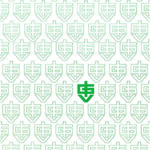 El primer logotipo de IGV