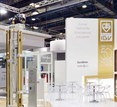 IGV Group para Interlift 2015